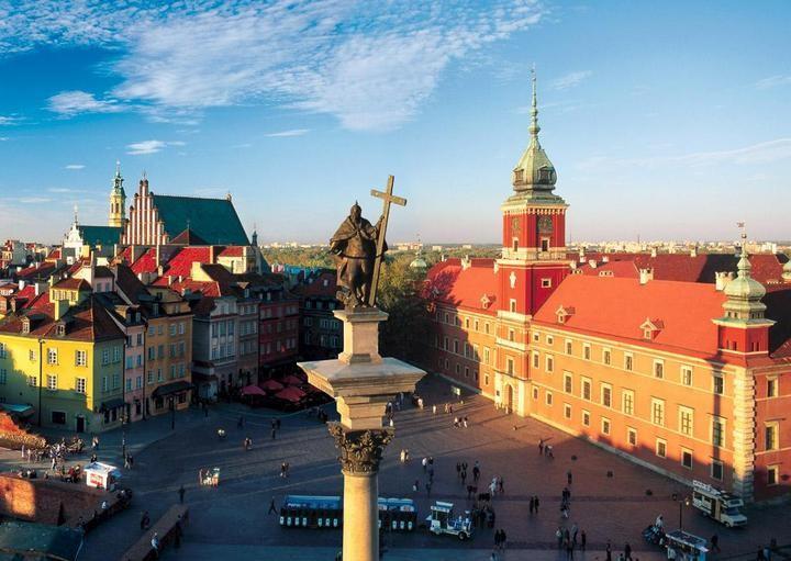Интересные факты о Варшаве (1)