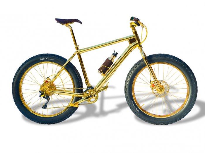 Самый дорогой велосипед в мире стоимостью 1.000.000$ (2)