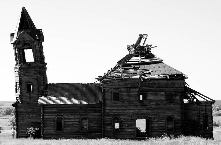 Деревянная церковь Архангела Михаила (2)
