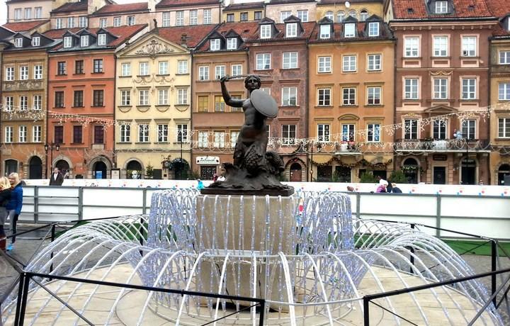 Интересные факты о Варшаве (3)