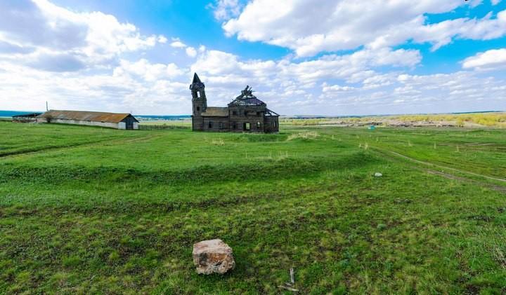 Деревянная церковь Архангела Михаила (6)