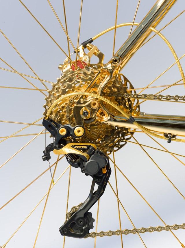 Самый дорогой велосипед в мире стоимостью 1.000.000$ (7)