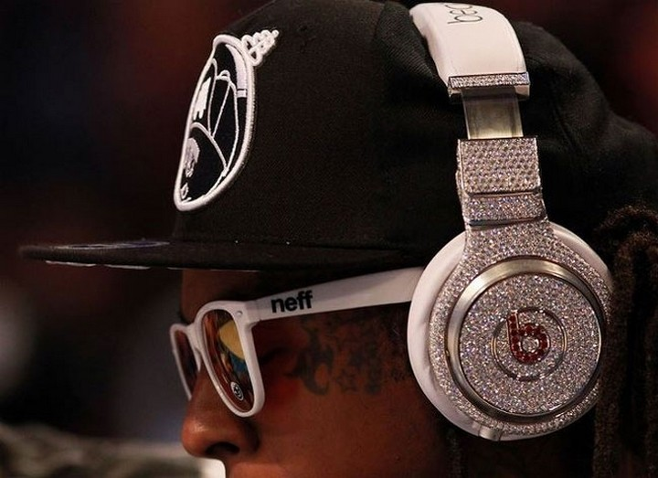 Beats By Dre and Graff Diamonds (1)