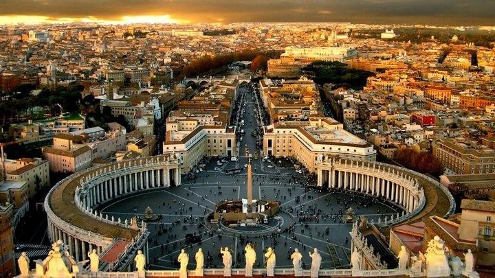 Интересные факты о Риме (2)