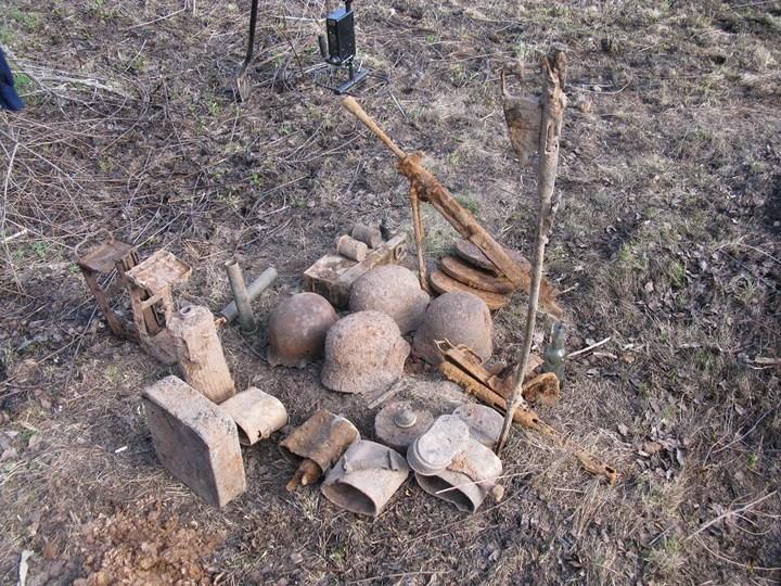Металлоискатели и интересные находки при их помощи (4)