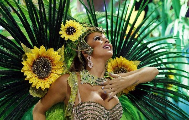 Бразильский карнавал — удивительное зрелище! (1)
