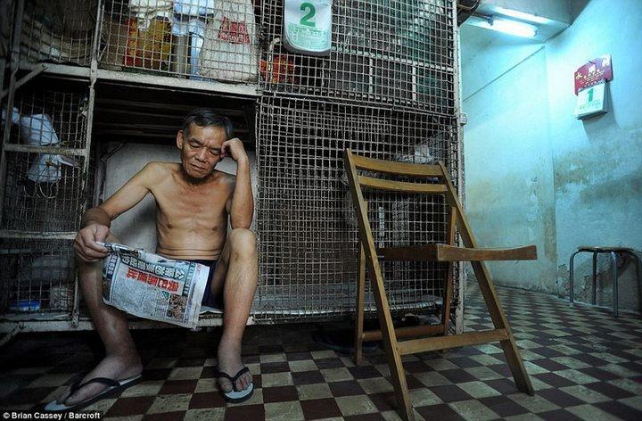 Жильё для бедных в Гонкоге (1)