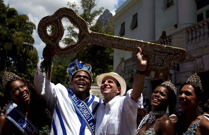 Бразильский карнавал — удивительное зрелище! (2)