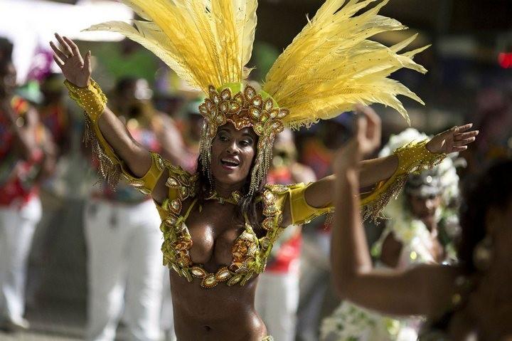 Бразильский карнавал — удивительное зрелище! (3)