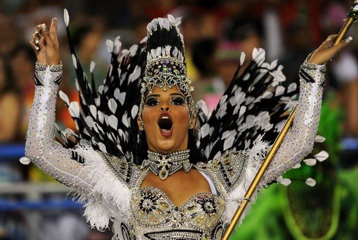 Бразильский карнавал — удивительное зрелище! (4)