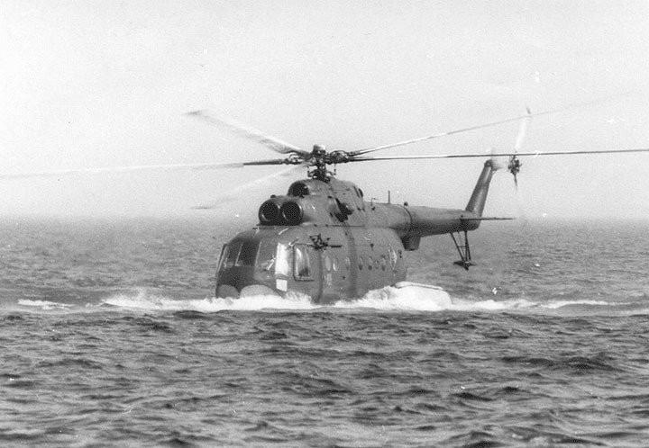 Вертолет-амфибия Ми-14 (4)
