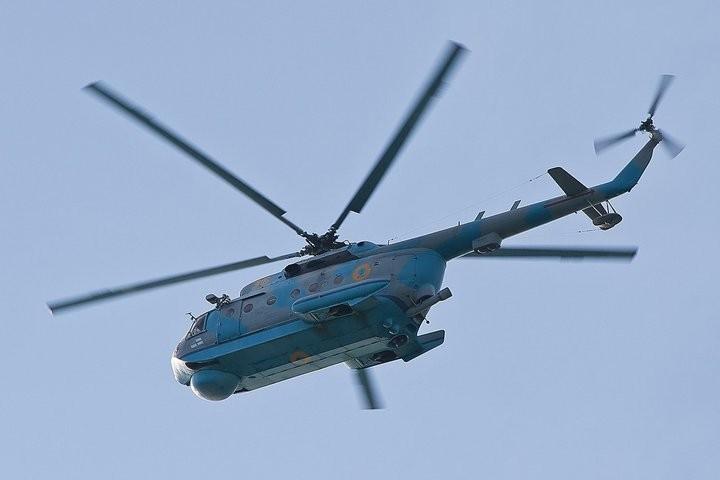 Вертолет-амфибия Ми-14 (5)