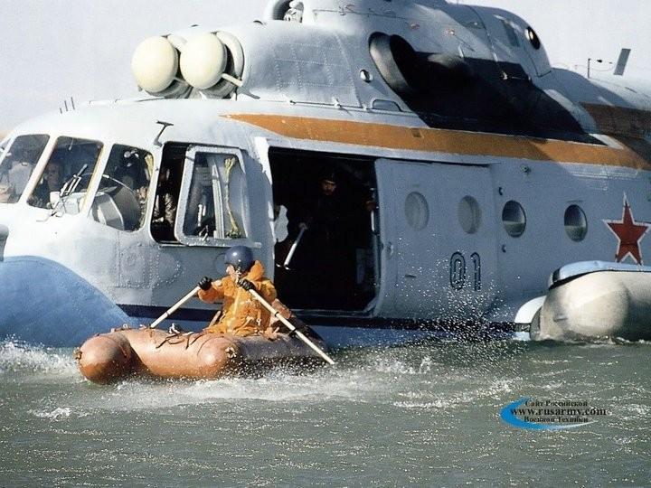 Вертолет-амфибия Ми-14 (6)