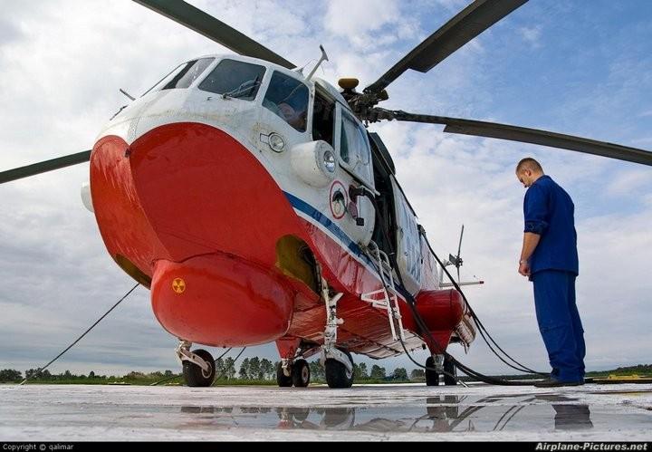 Вертолет-амфибия Ми-14 (7)