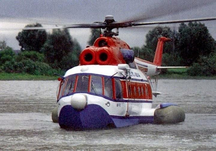 Вертолет-амфибия Ми-14 (8)
