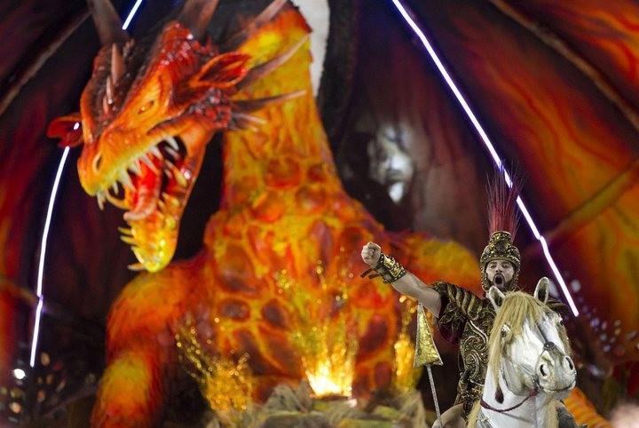 Бразильский карнавал — удивительное зрелище! (10)