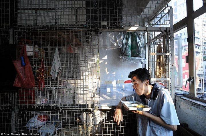 Жильё для бедных в Гонкоге (10)