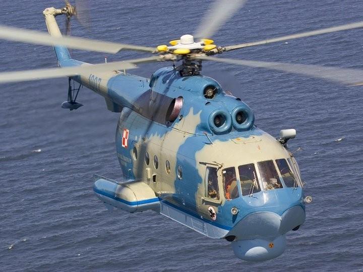 Вертолет-амфибия Ми-14 (11)