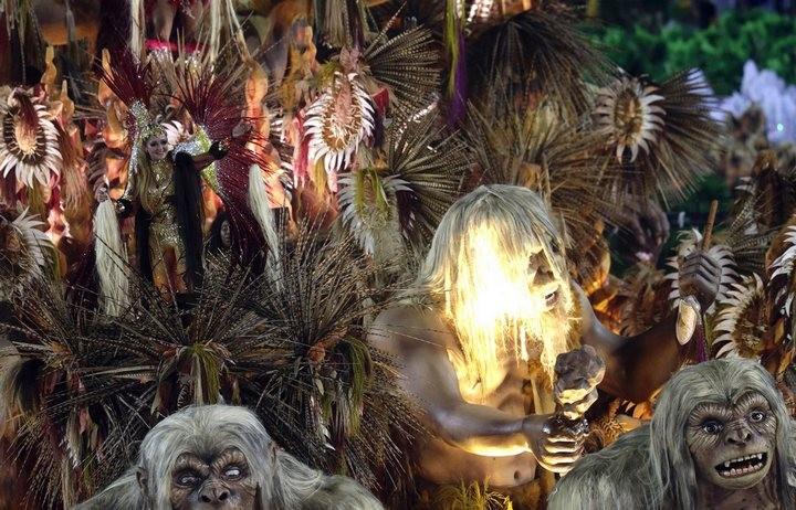 Бразильский карнавал — удивительное зрелище! (12)