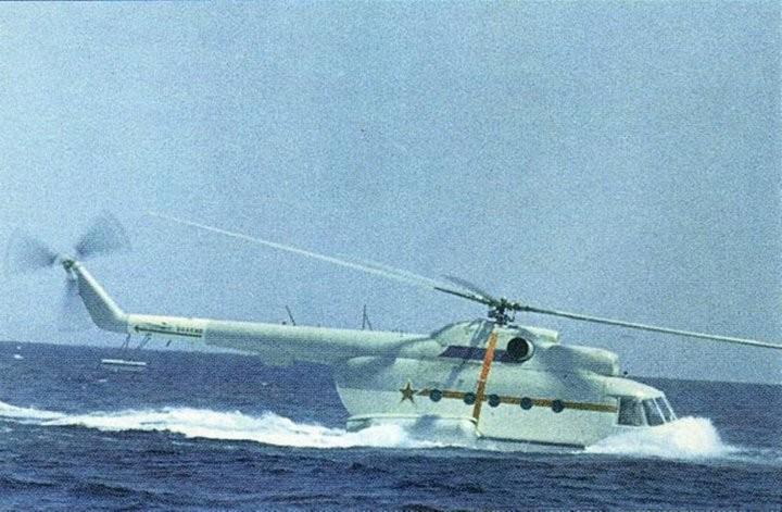 Вертолет-амфибия Ми-14 (12)