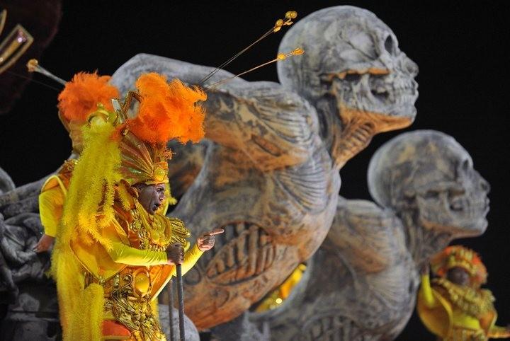 Бразильский карнавал — удивительное зрелище! (14)