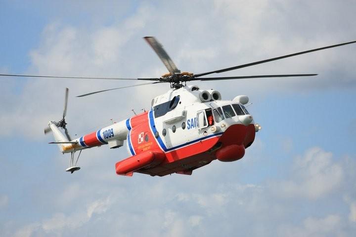 Вертолет-амфибия Ми-14 (14)