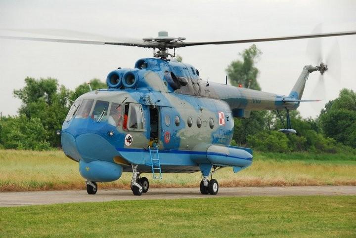 Вертолет-амфибия Ми-14 (15)