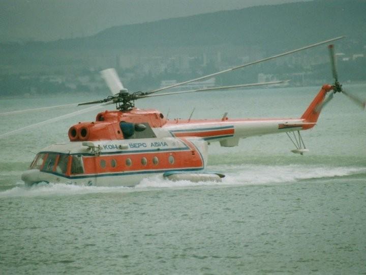 Вертолет-амфибия Ми-14 (16)