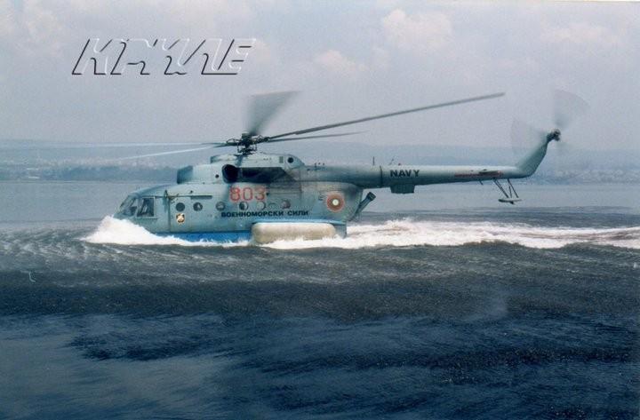 Вертолет-амфибия Ми-14 (18)