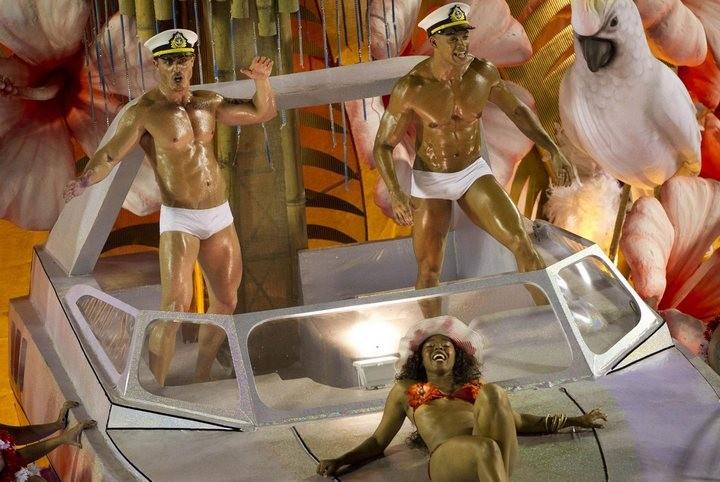 Бразильский карнавал — удивительное зрелище! (19)