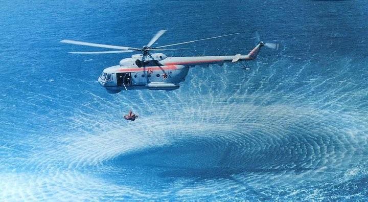 Вертолет-амфибия Ми-14 (19)
