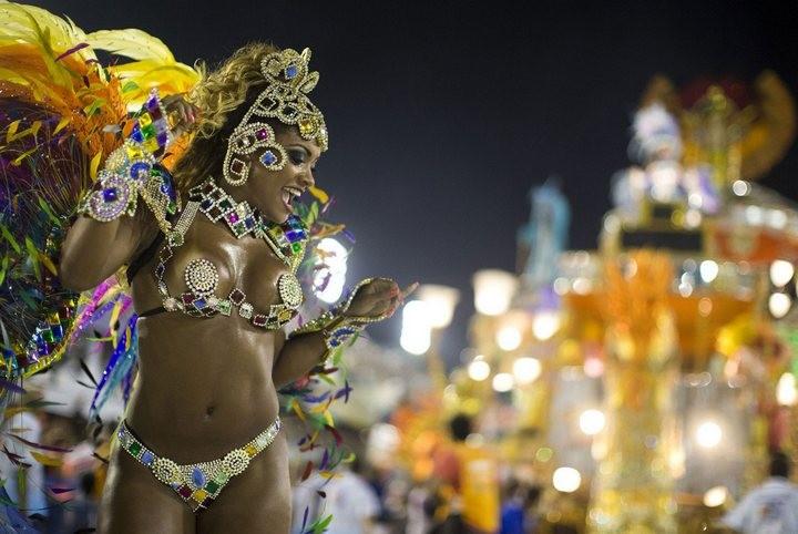 Бразильский карнавал — удивительное зрелище! (21)