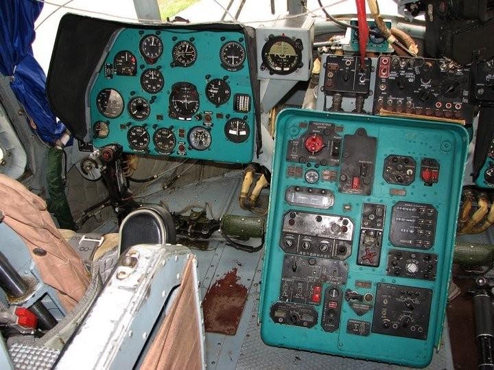 Вертолет-амфибия Ми-14 (21)