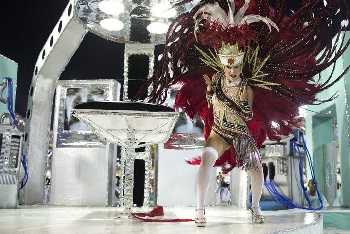 Бразильский карнавал — удивительное зрелище! (25)