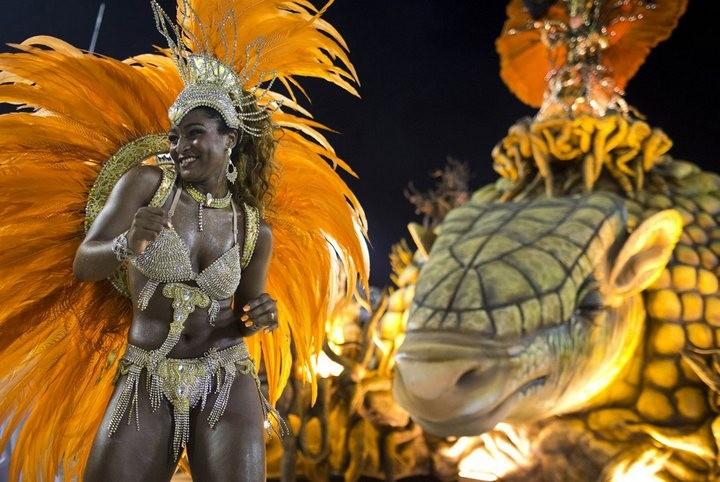 Бразильский карнавал — удивительное зрелище! (26)