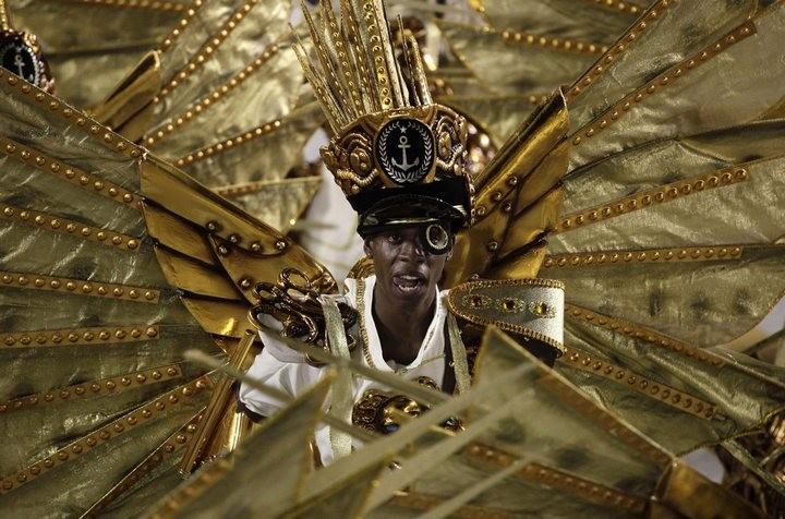 Бразильский карнавал — удивительное зрелище! (27)