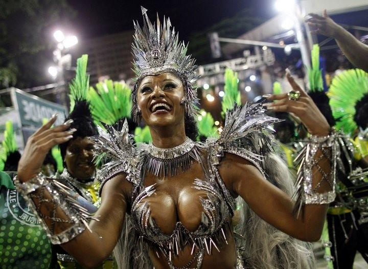 Бразильский карнавал — удивительное зрелище! (28)
