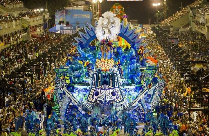 Бразильский карнавал — удивительное зрелище! (29)