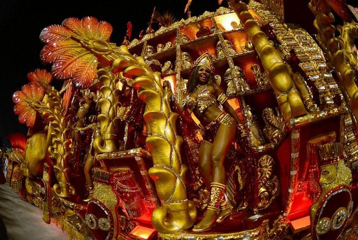 Бразильский карнавал — удивительное зрелище! (30)