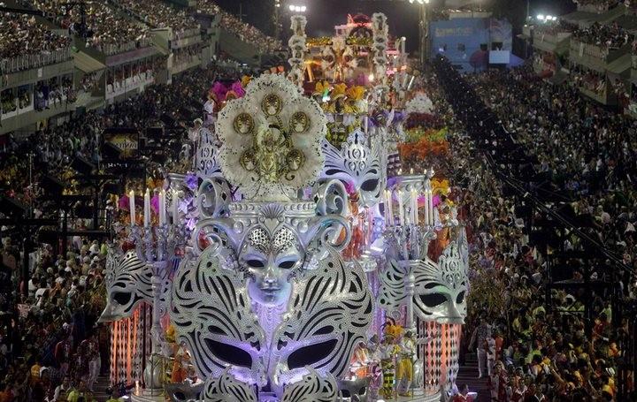 Бразильский карнавал — удивительное зрелище! (33)
