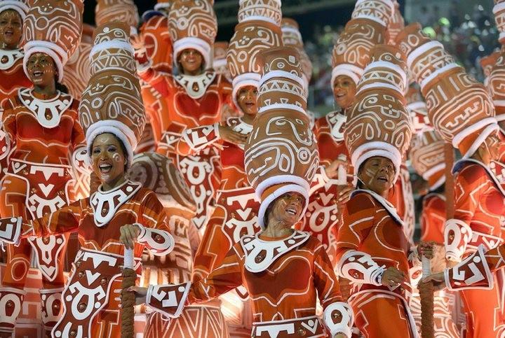 Бразильский карнавал — удивительное зрелище! (34)