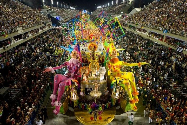 Бразильский карнавал — удивительное зрелище! (35)