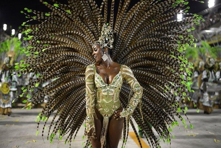 Бразильский карнавал — удивительное зрелище! (37)