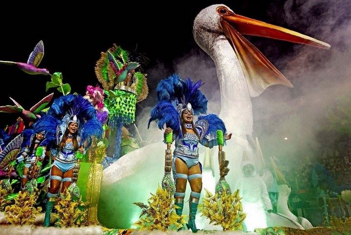 Бразильский карнавал — удивительное зрелище! (39)