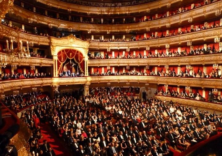 Афиша Большого театра (1)