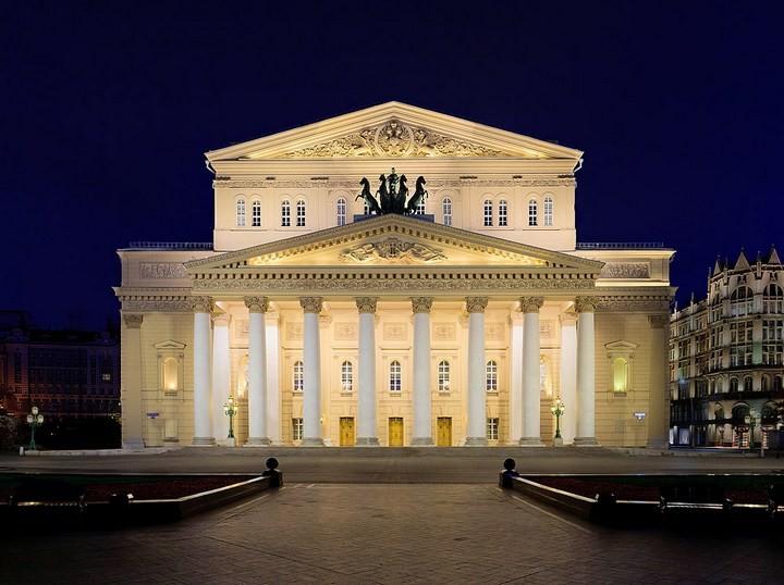 Афиша Большого театра (2)