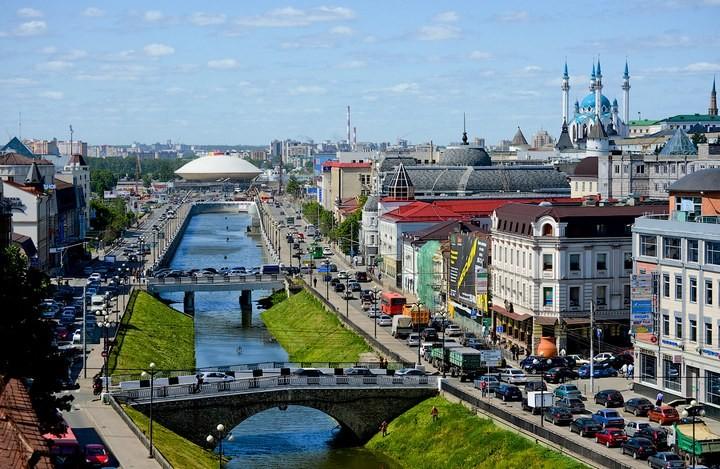 Казань - удивительно красивый и самобытный город (6)