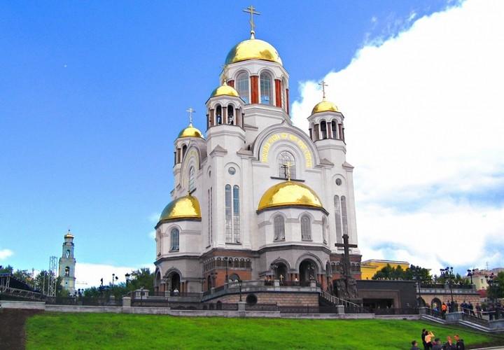 Интересные места Екатеринбурга (2)