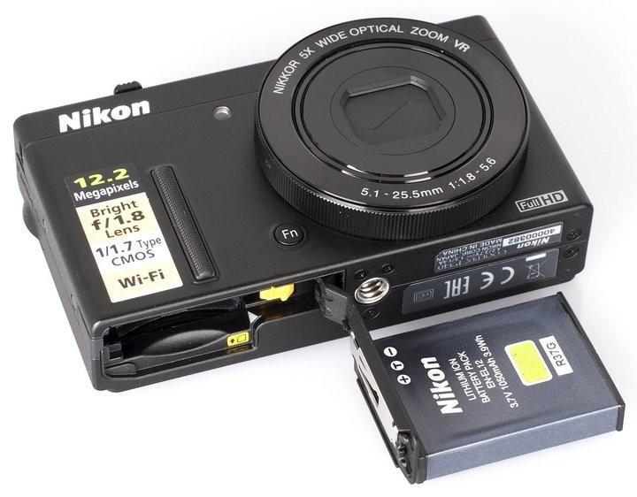 Интересный компакт Nikon CoolPiх P340 (2)