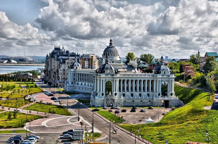 Казань - удивительно красивый и самобытный город (4)